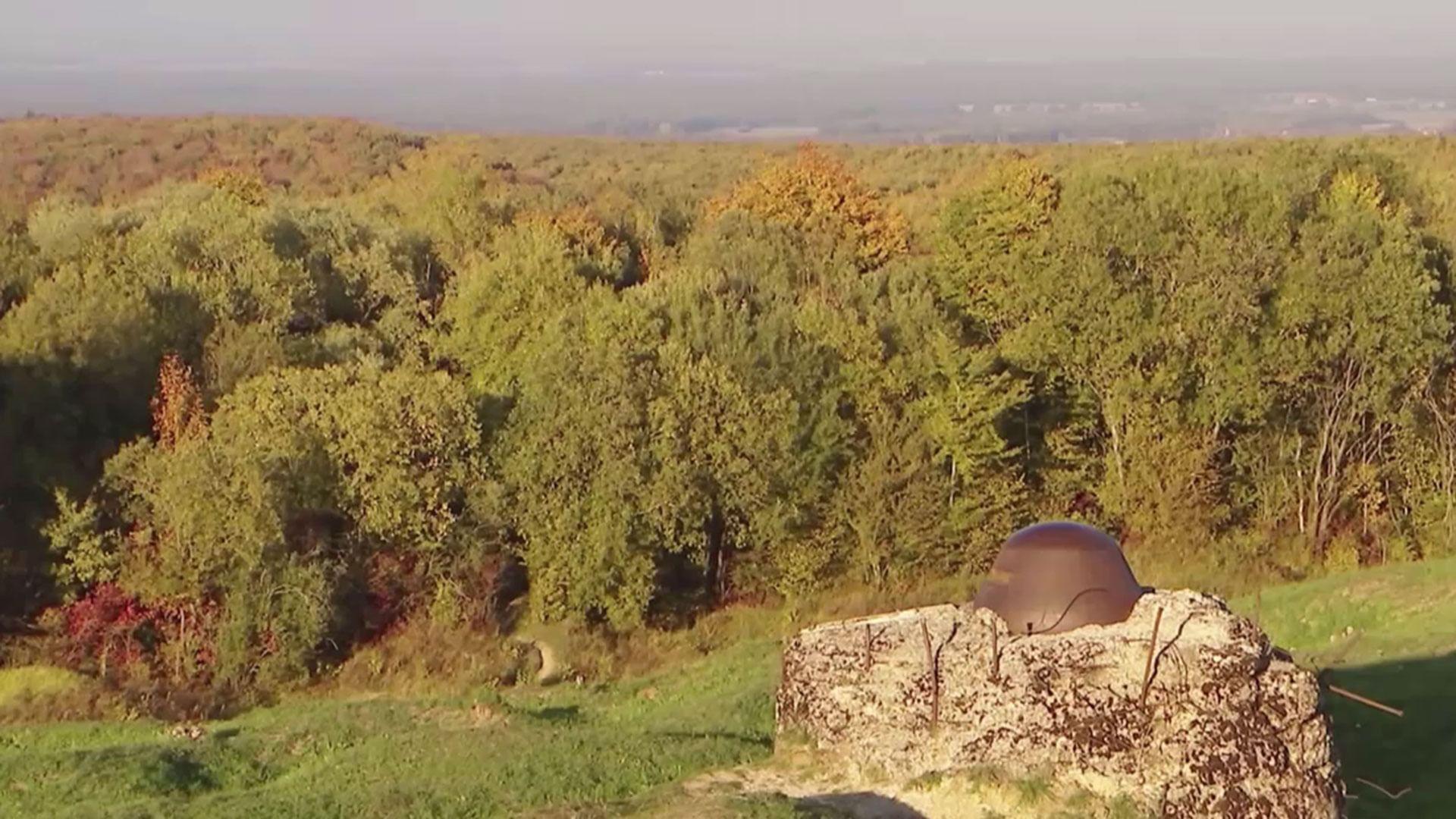100 ans après, retour à Verdun