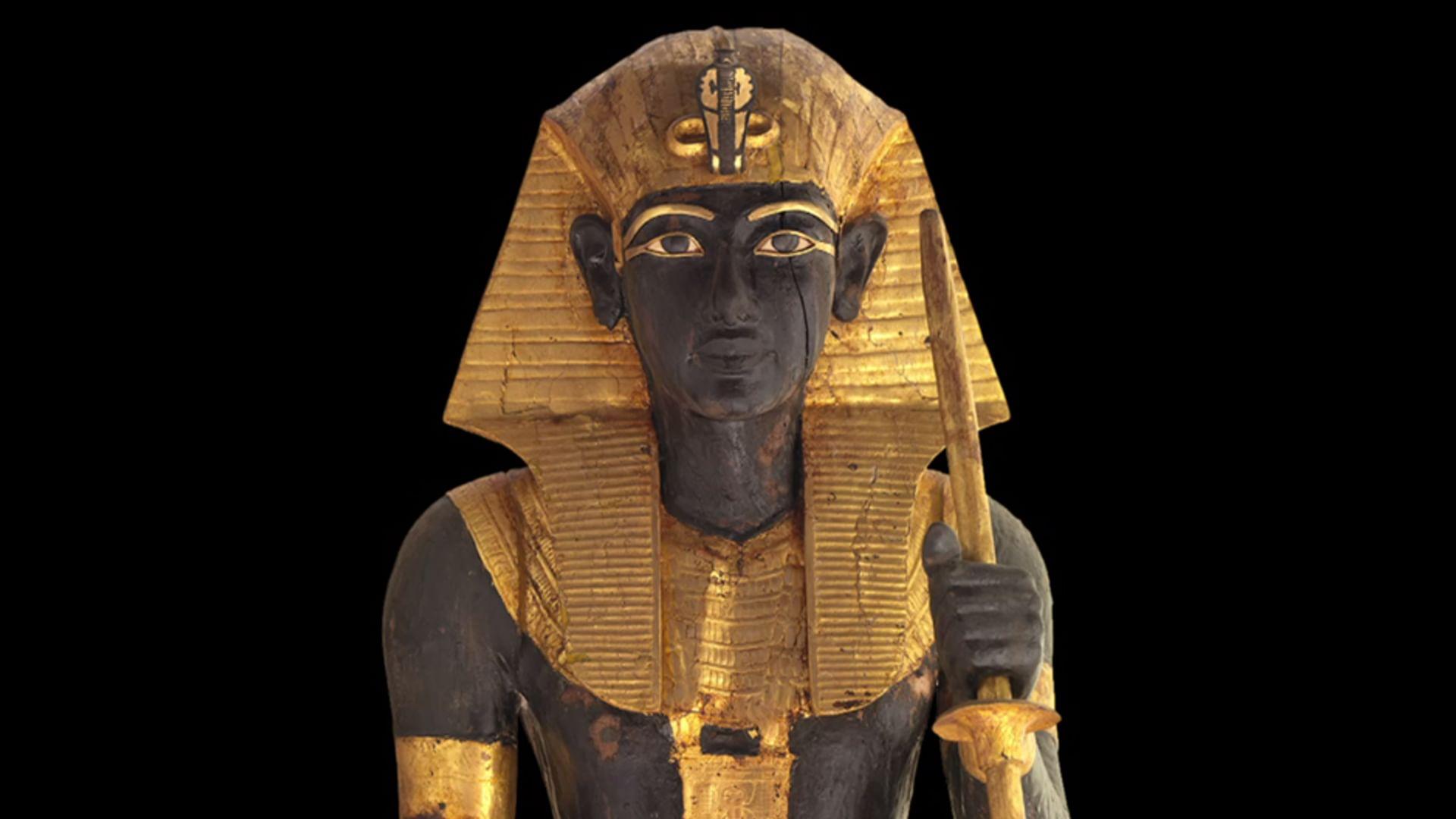 Toutankhamon et les trésors de l'Egypte