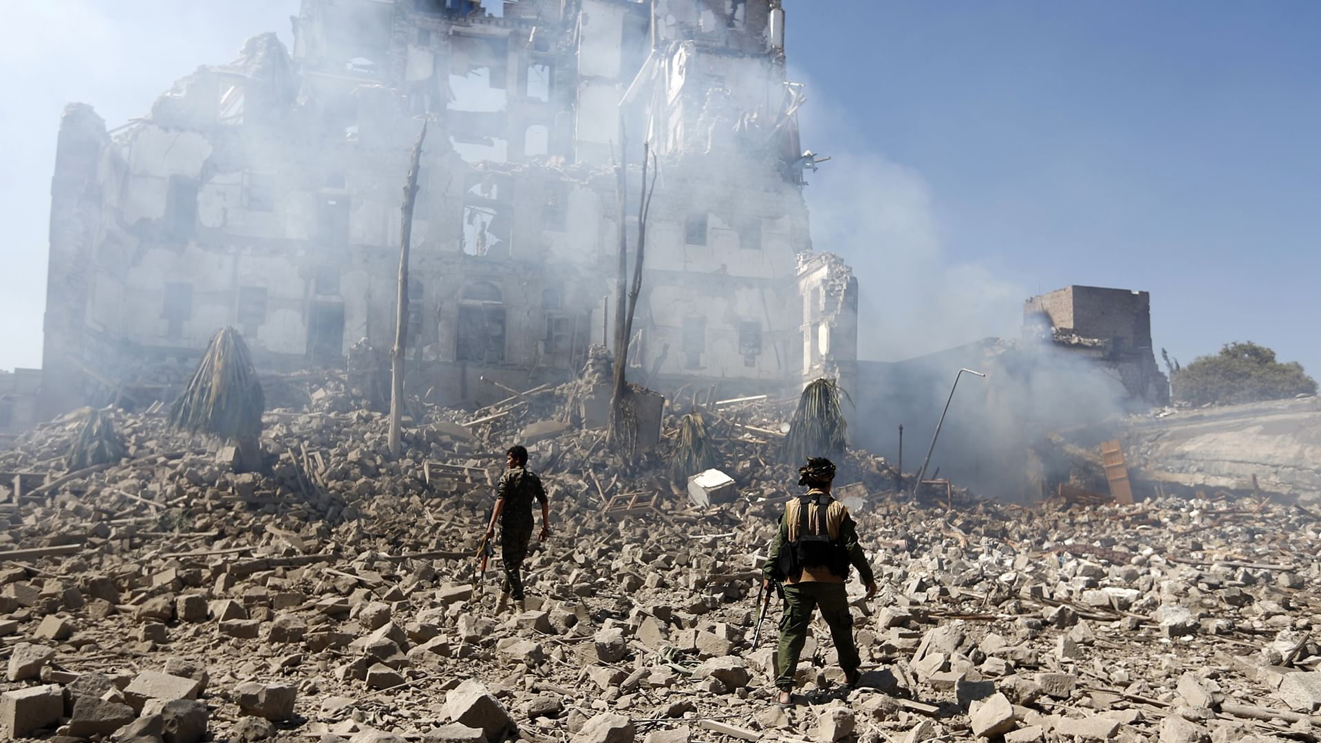 Au Yémen, les armes françaises tuent