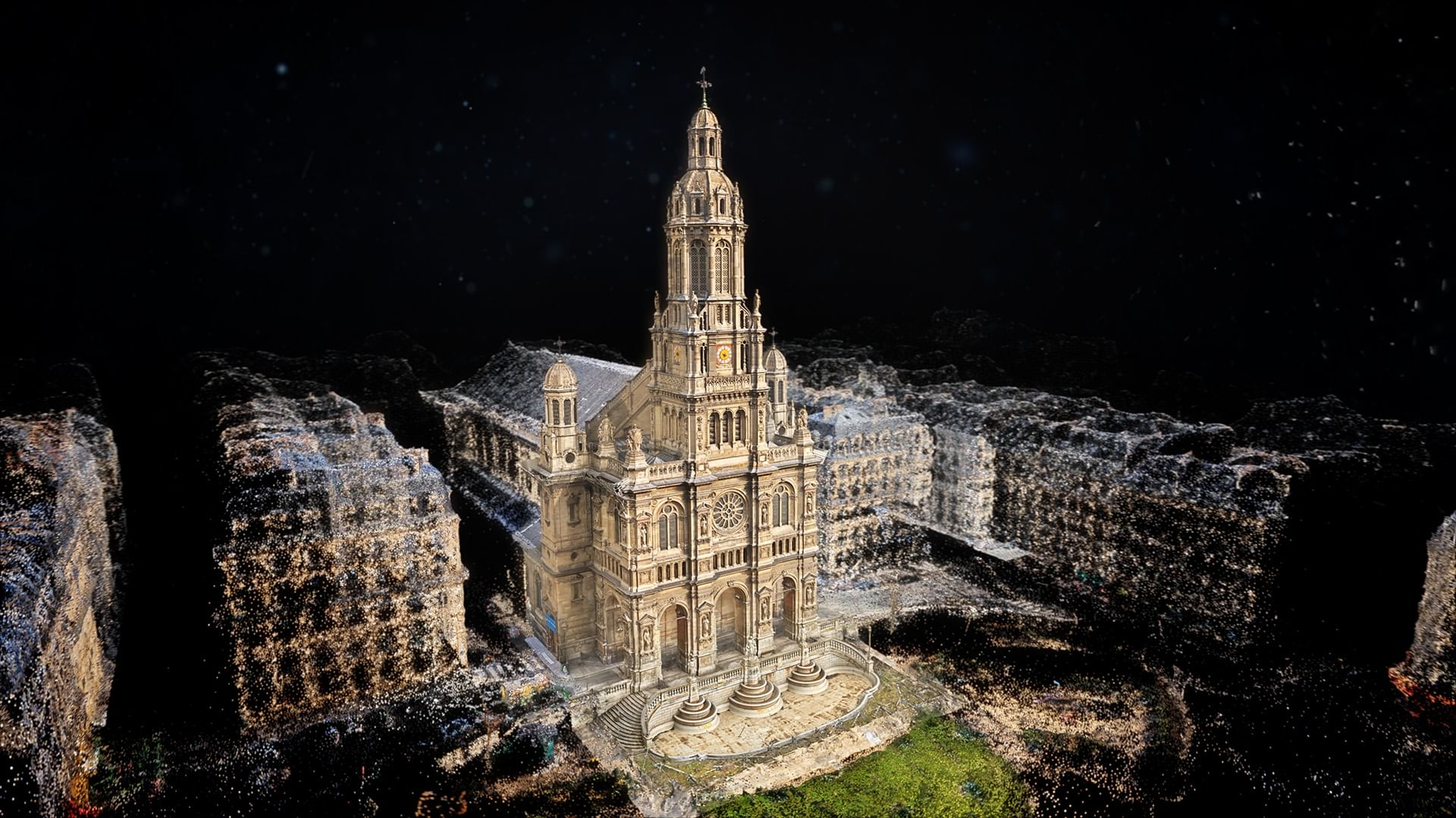 Numériser nos archives - Europe Time Machine