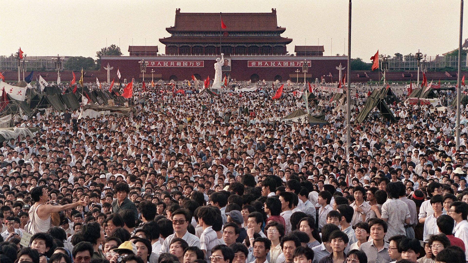 Tiananmen : les 31 ans d'une révolte historique