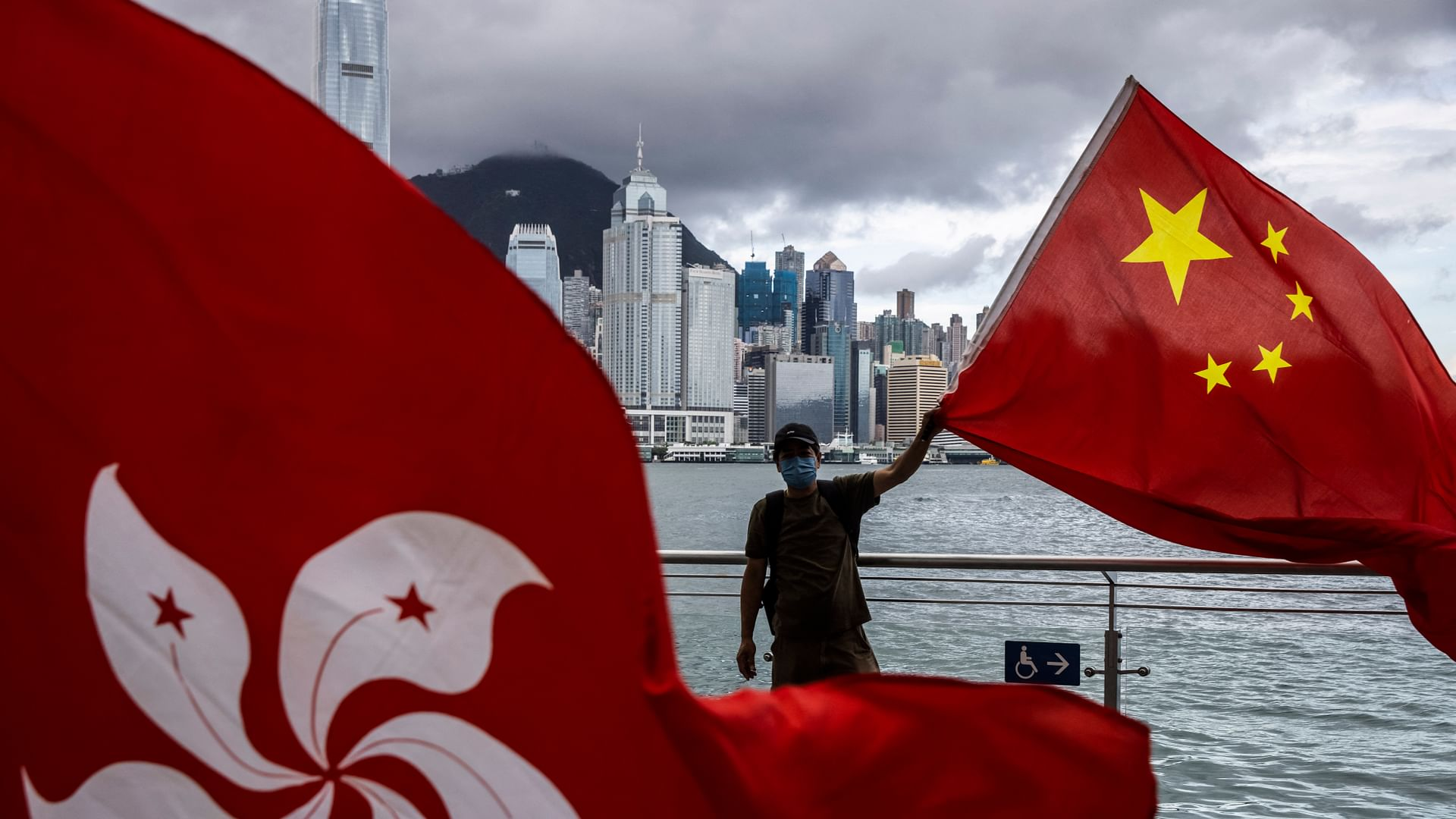 Hong Kong : la liberté étouffée