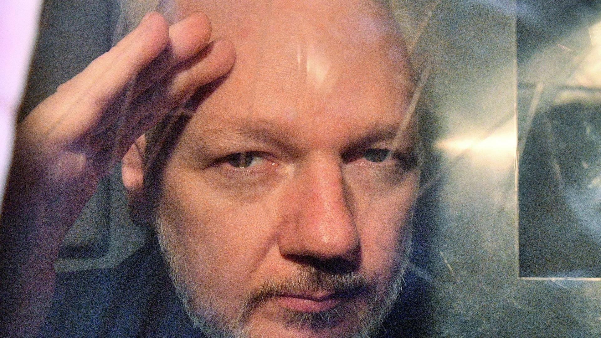 Julian Assange à nouveau menacé d'extradition