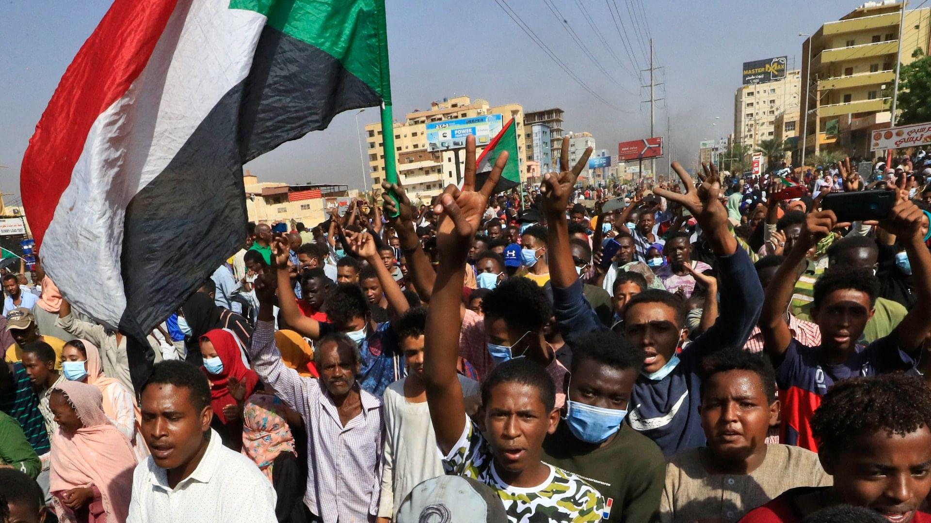 Le Soudan en reconstruction