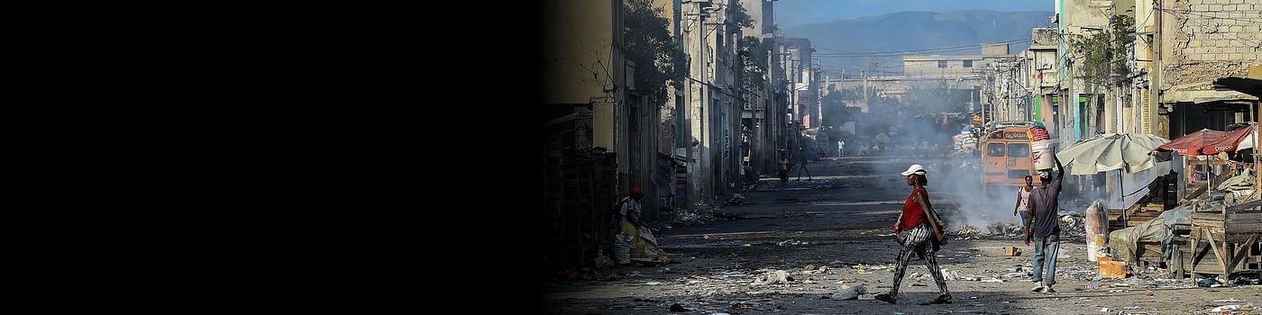 Haïti : l'interminable reconstruction