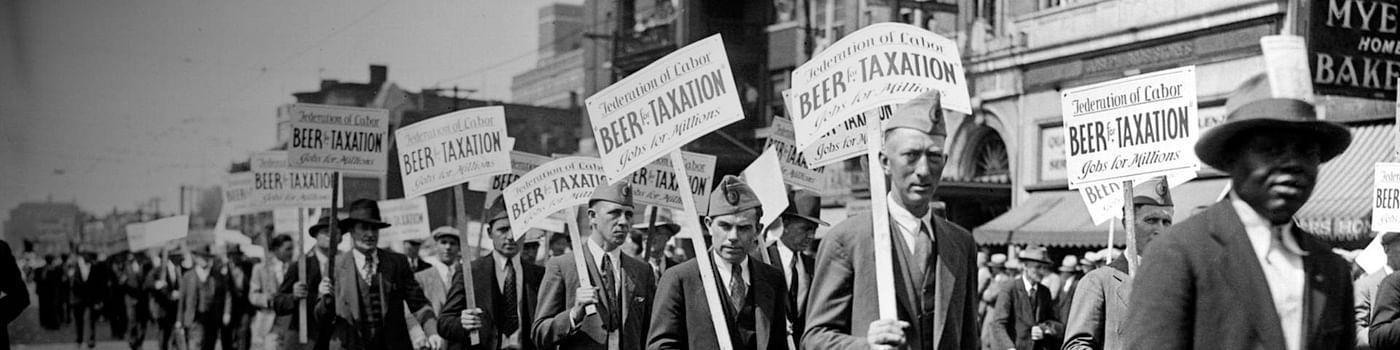 La Prohibition (1920-1933)