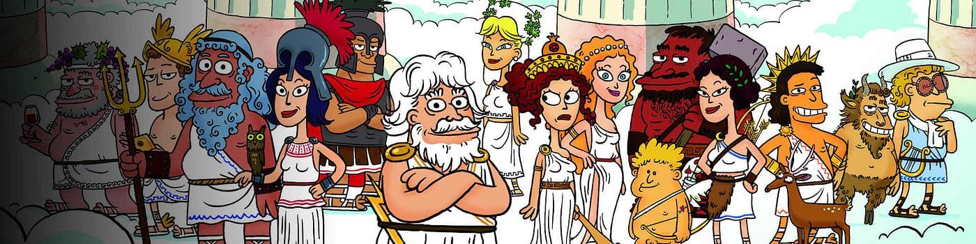 50 nuances de Grecs - Saison 1