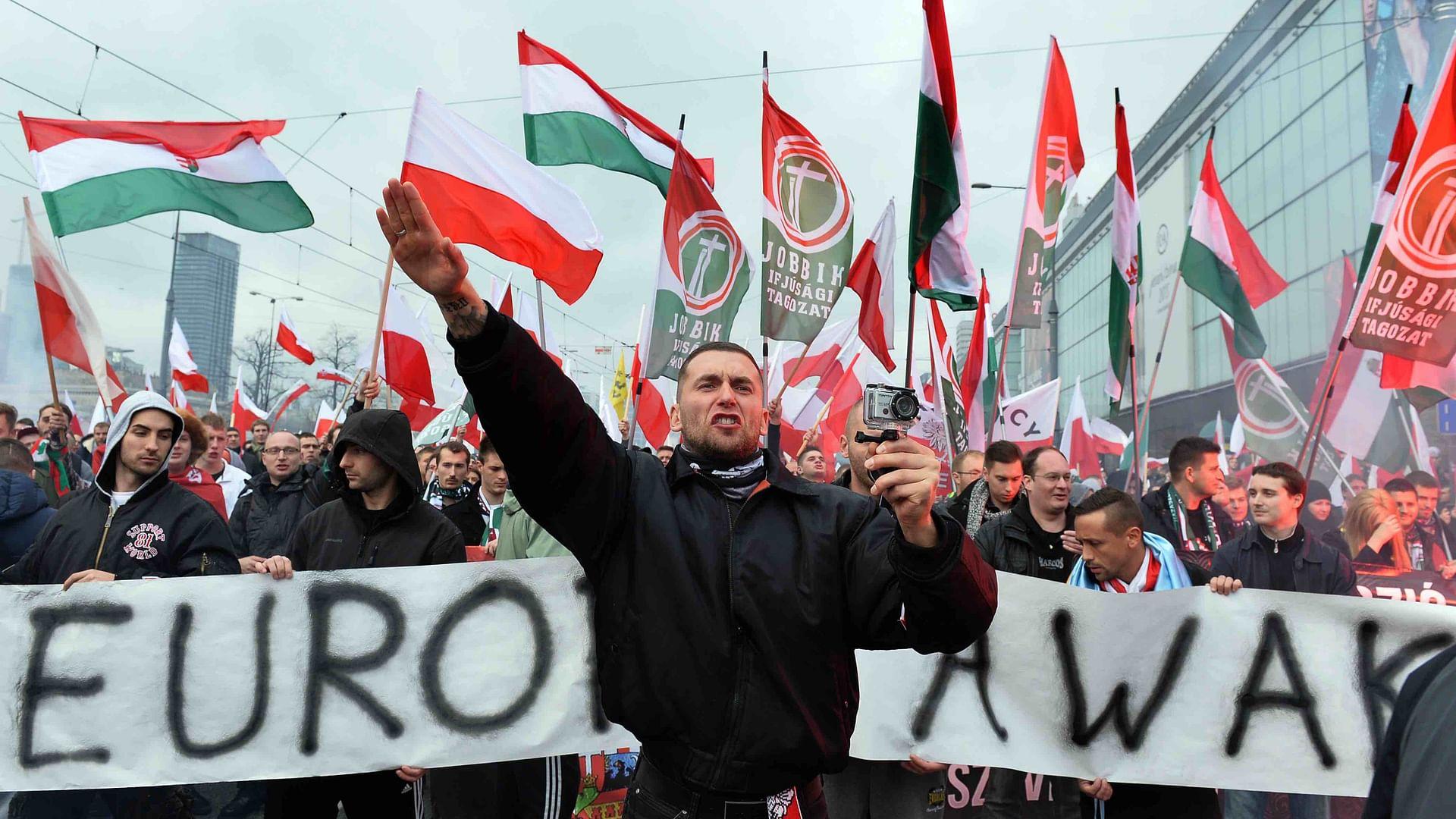 Violences et extrême droite à travers le monde