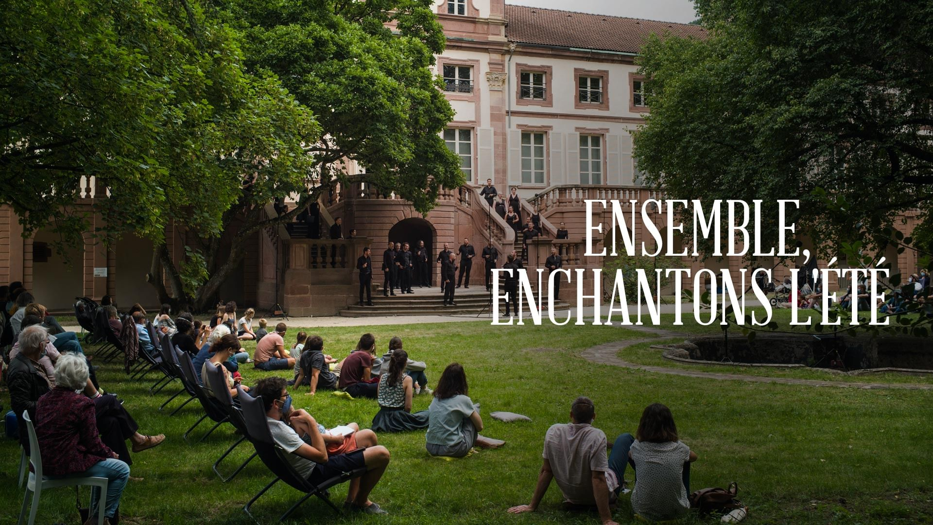 Ensemble, enchantons l'été