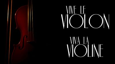 Vive le violon
