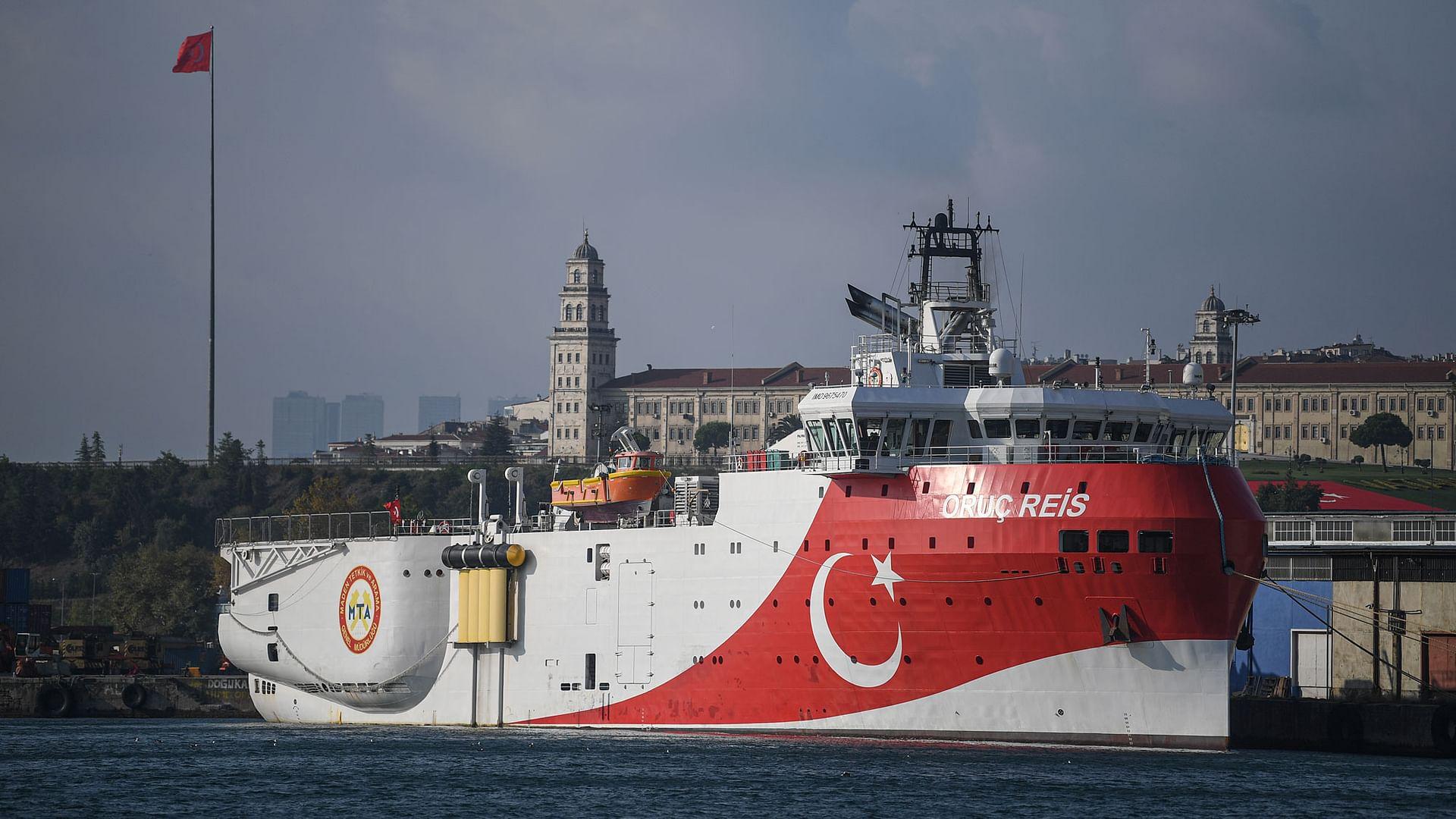Les multiples offensives internationales de la Turquie