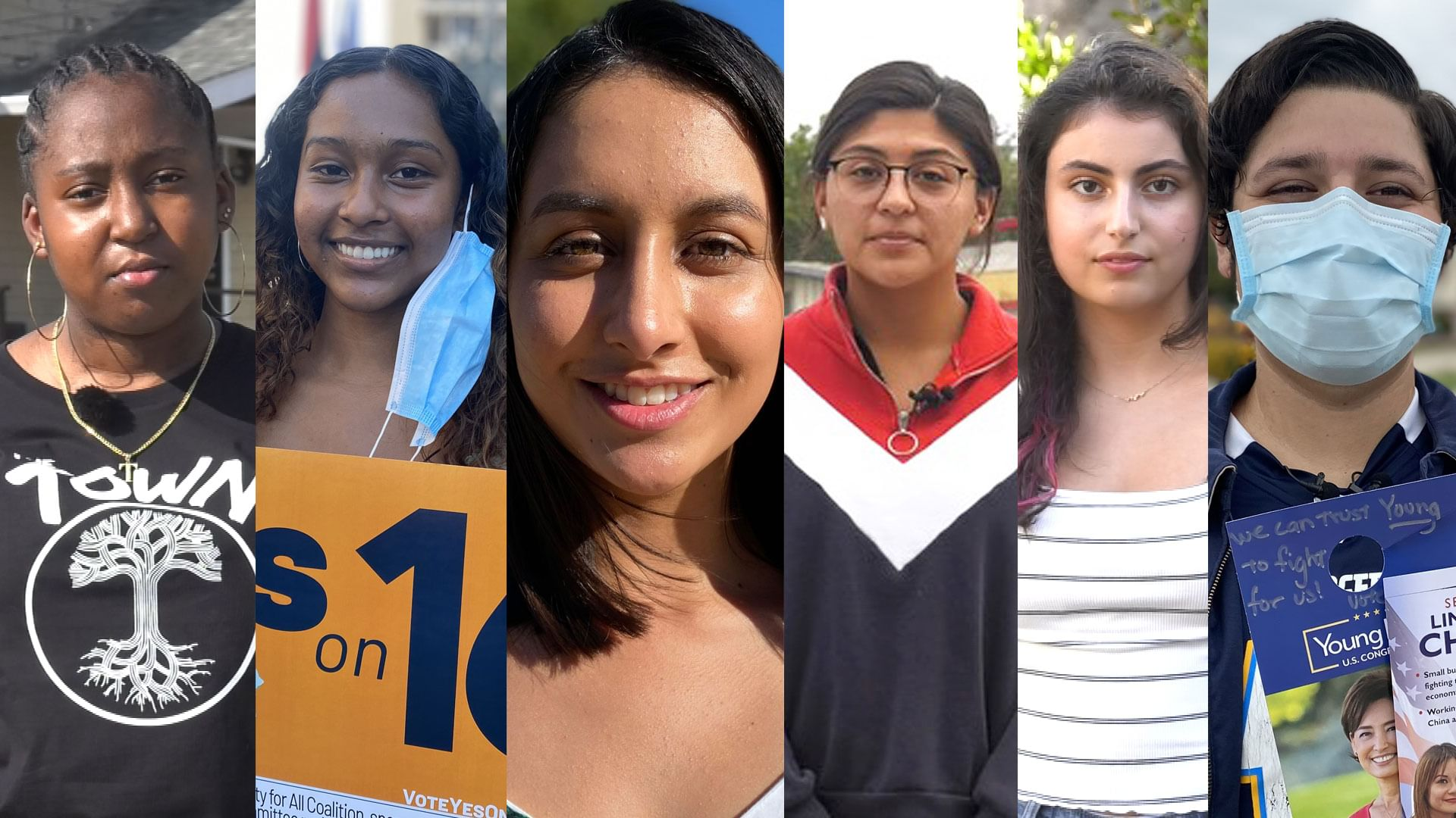 Young America : portrait d'une génération engagée