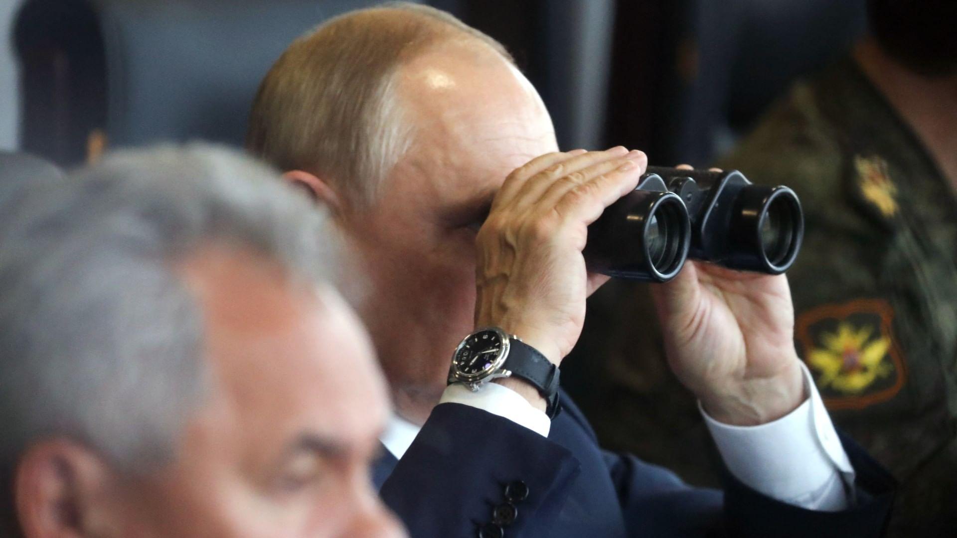 Élections en Russie : chronique d'une victoire annoncée