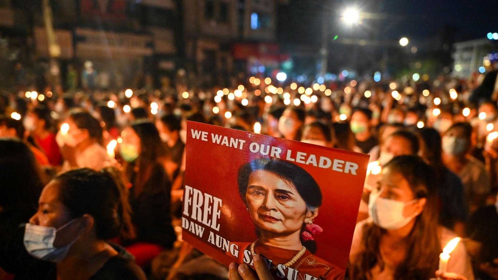 Birmanie : un procès politique contre Aung San Suu Kyi