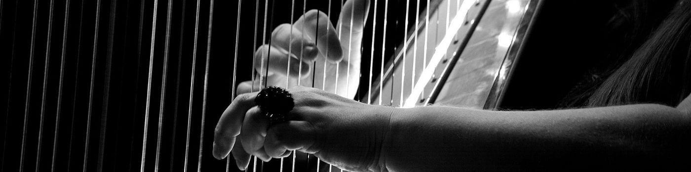 Harpe céleste