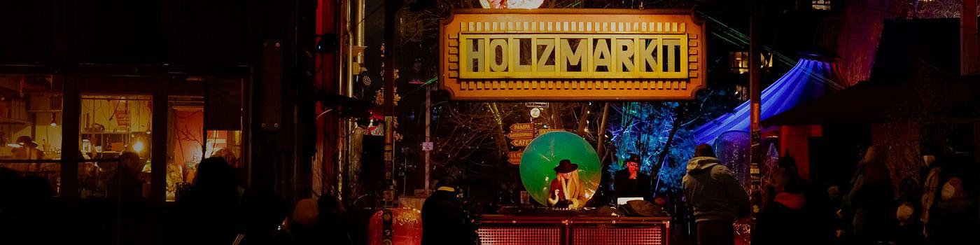 ARTE x Holzmarkt Berlin