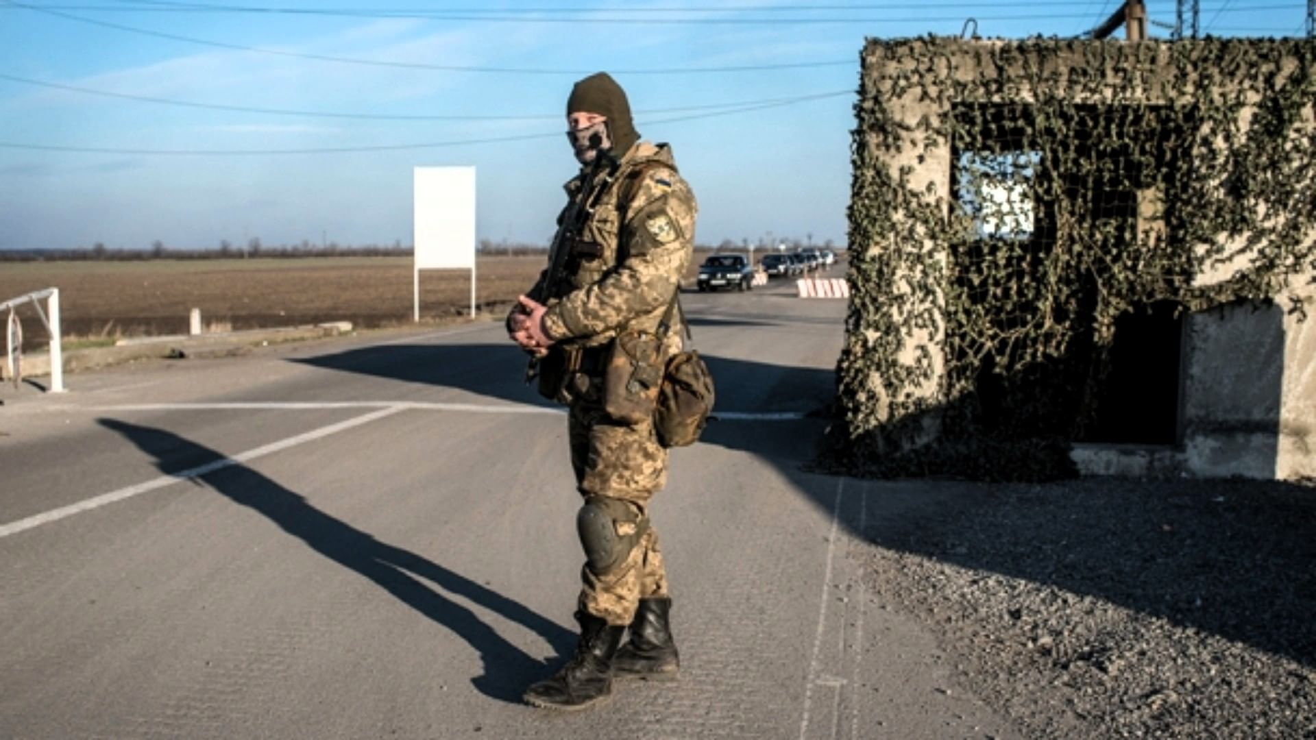 Ukraine : le carnet de route de Guillaume Herbaut