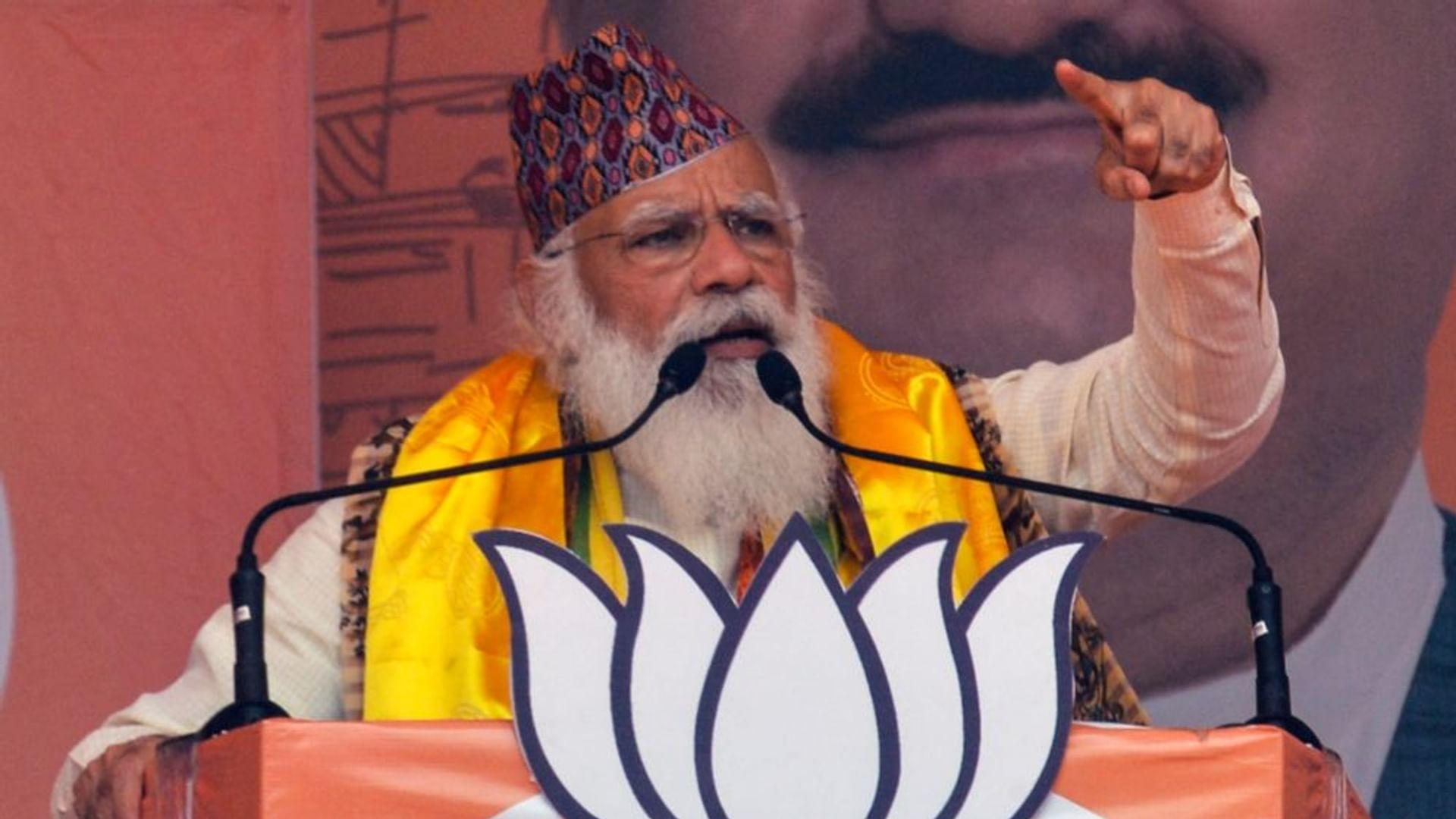L'Inde de Narendra Modi dans la tourmente