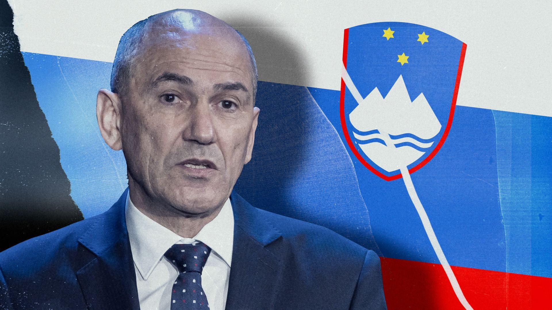 La Slovénie de Janez Janša prend les commandes de l'UE