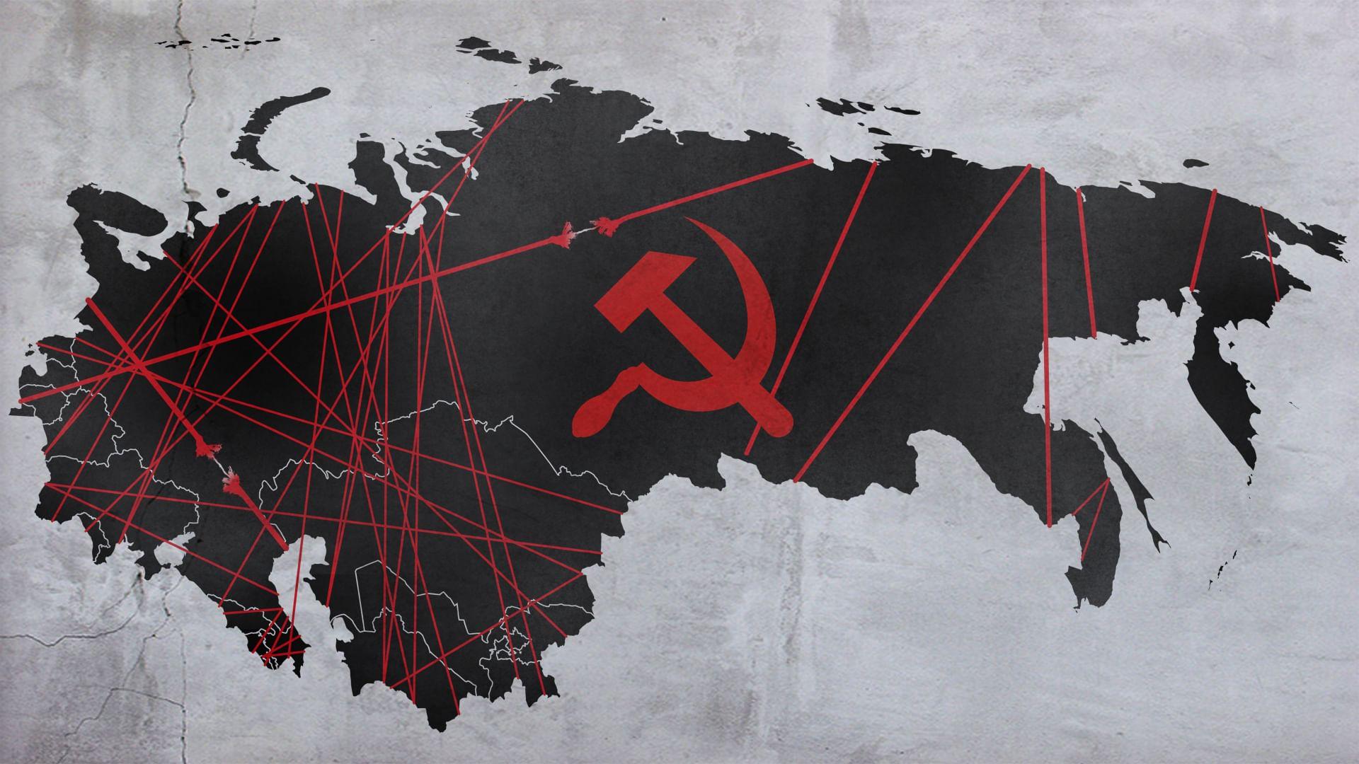 Les 30 ans de la fin de l'URSS