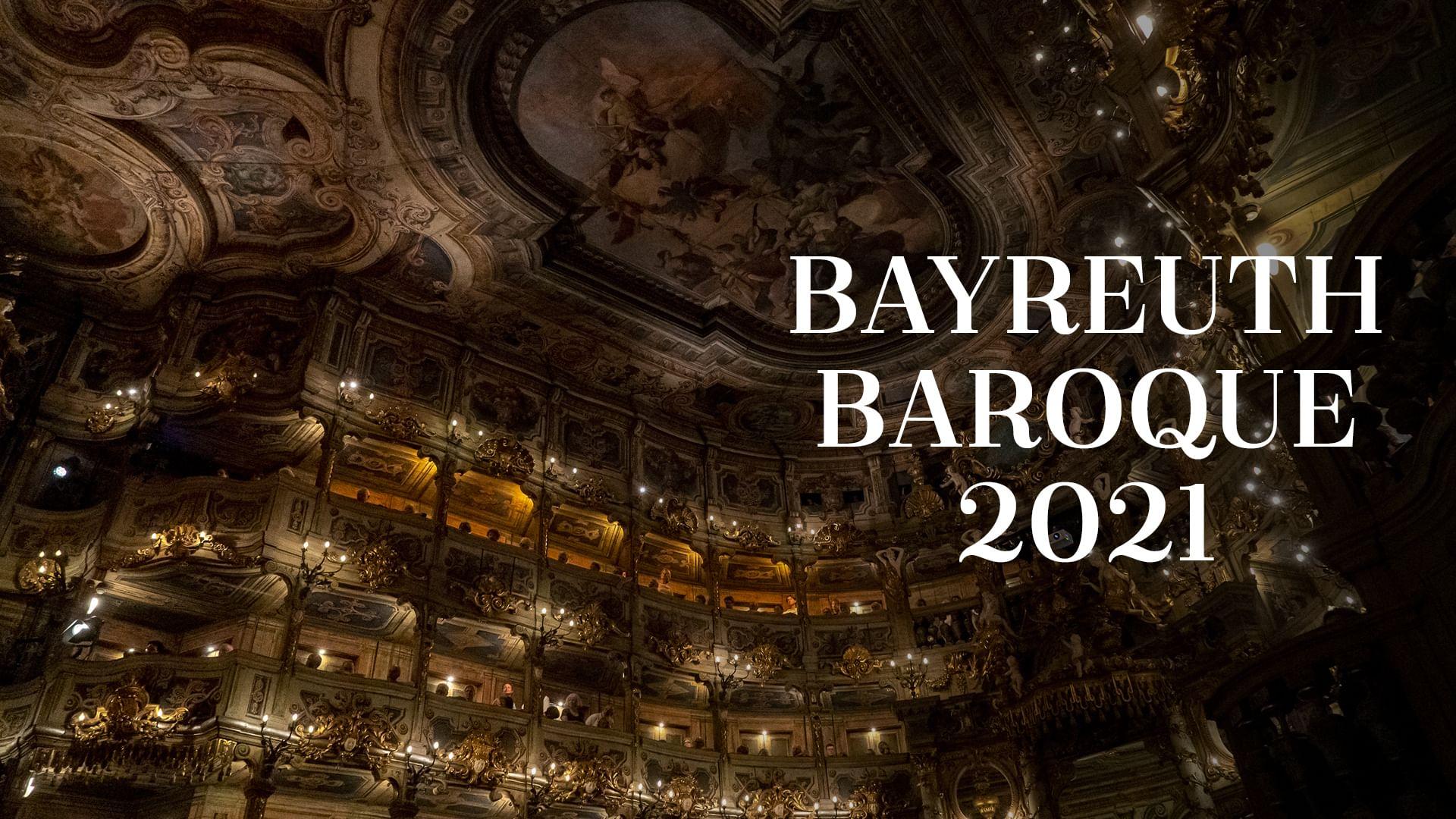 Bayreuth Baroque 2021