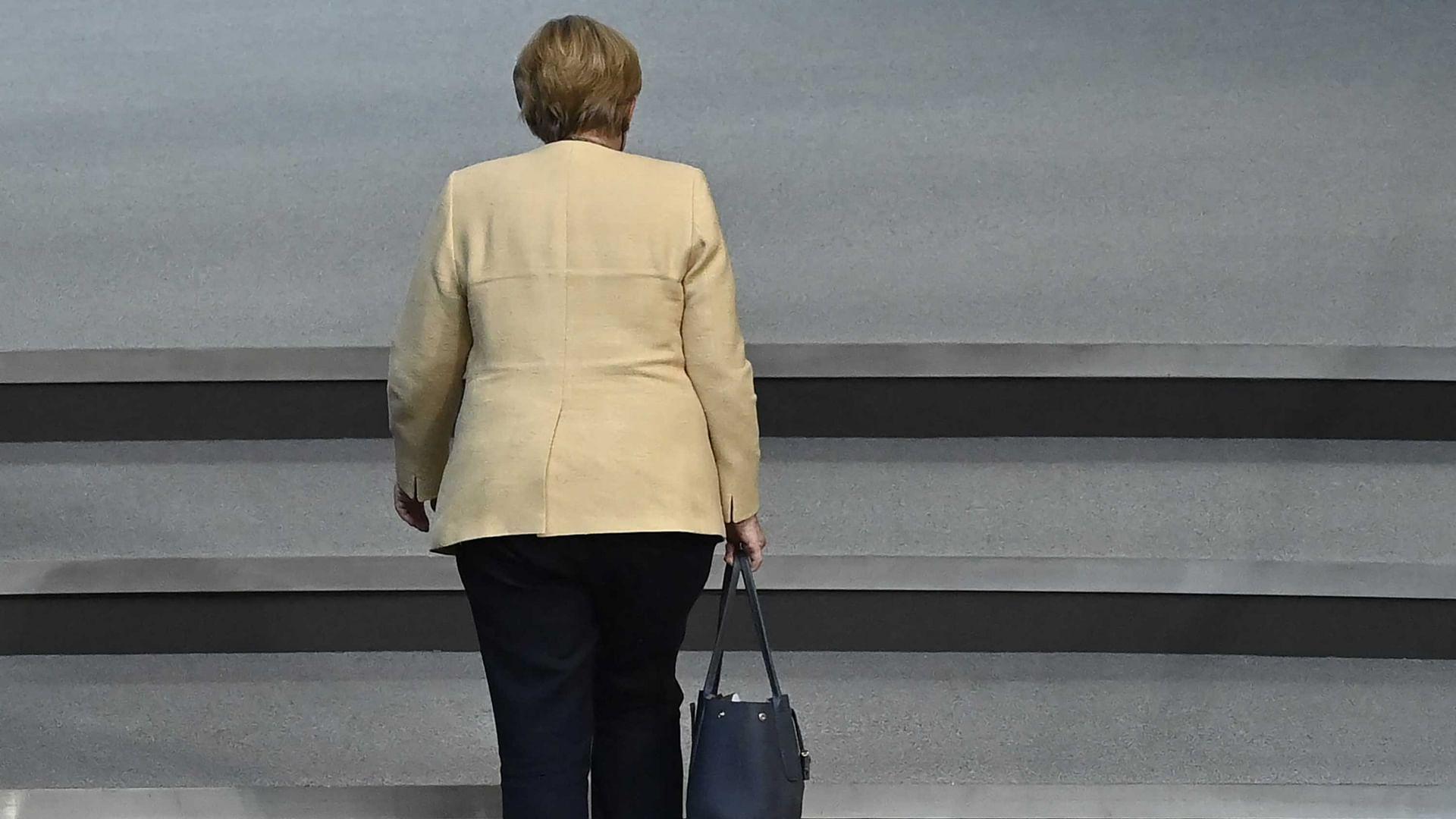 La fin de l'ère Merkel après seize ans au pouvoir