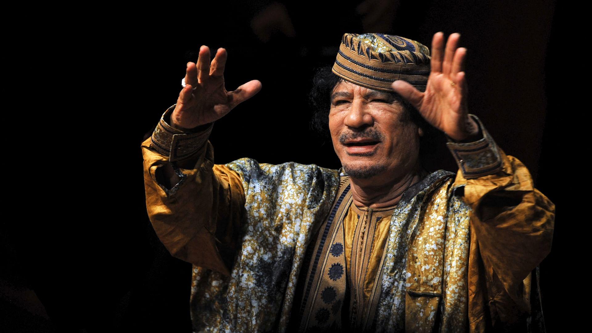 Libye : le chaos de l'après-Kadhafi