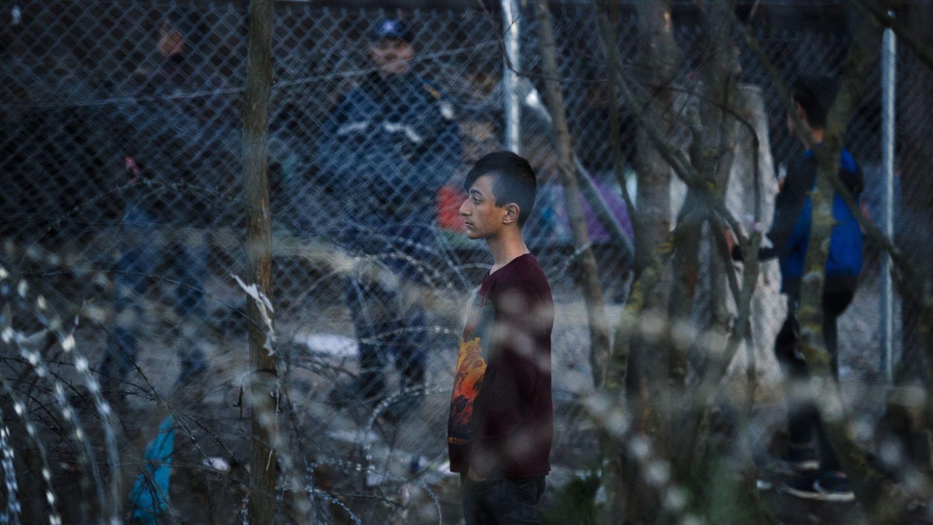 Les migrants illégalement refoulés aux frontières de l'UE