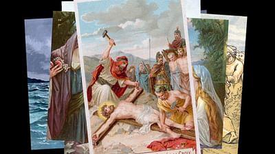 La Crocifissione di Gesù: 33