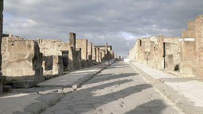 La vita si ferma a Pompei: 79