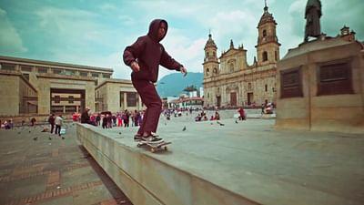 Skateboard a Belén