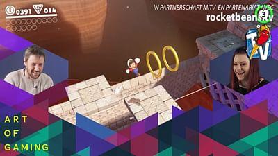 Art of Gaming: videogiochi a piattaforme