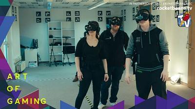 Art of Gaming: la realtà virtuale