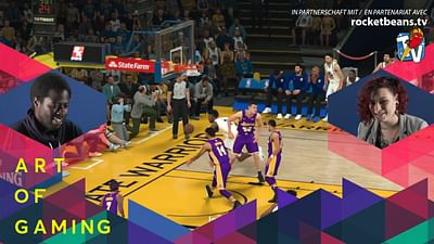 Art of Gaming: sport virtuale