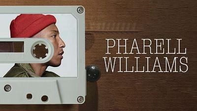 Pharrell Williams tra hip hop e Star Trek