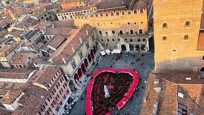 Verona: lettere a Giulietta