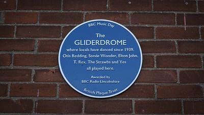 Il Gliderdrome a Boston