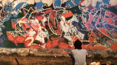 L'arte dei graffiti: Dortmund, Berlino e Francoforte