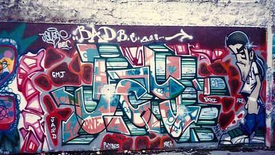 L'arte dei graffiti: la BBC Crew a Parigi