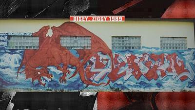 L'arte dei graffiti: Stoccolma, con ZIGGY e DISEY