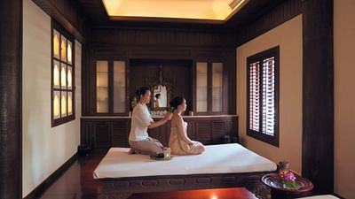 Il massaggio, una tradizione thailandese