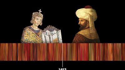La caduta di Costantinopoli: 1453