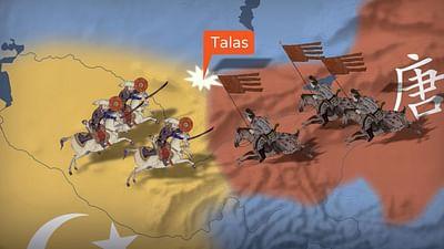 Cina vs Islam: la battaglia di Talas, 751