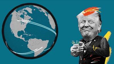Trump e la diplomazia su Twitter
