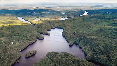 La Finlandia, 'Terra di Mezzo'