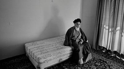 Lo sguardo di Khomeyni