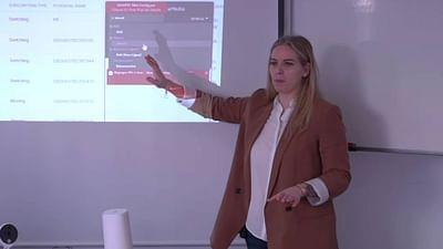 Anaïs: francese in un call center a Madrid