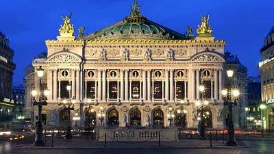 I Fantasmi dell'Opéra Garnier