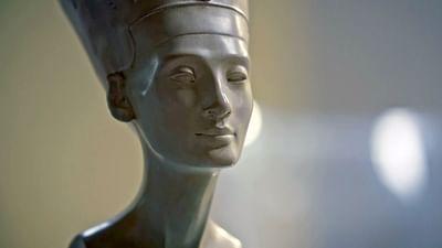 Il busto di Nefertiti: nascita di un'icona