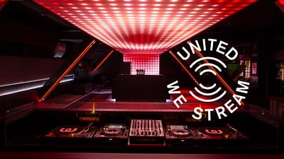 United We Stream #1 dal Watergate club
